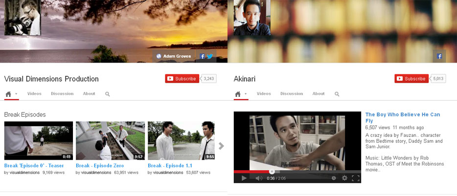Youtube Open Brunei